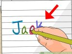 8fc4d815a3e236fbc6e5fe27688dd5c9_3-ways-to-teach-a-child-to-write-their-name-wikihow-child-writing-name-clipart_728-546
