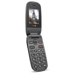 0Doro_PhoneEasy_607_black_graphite_left